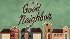 neighbor good